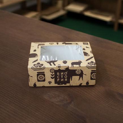 коробка бумажная